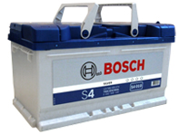 car battery 80 amp bosch s4 99961108020x porsche design 911. Black Bedroom Furniture Sets. Home Design Ideas