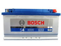 Car Battery Bosch Silver Technology. Porsche 955