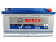 Car Battery Bosch Silver Technology. Porsche 955