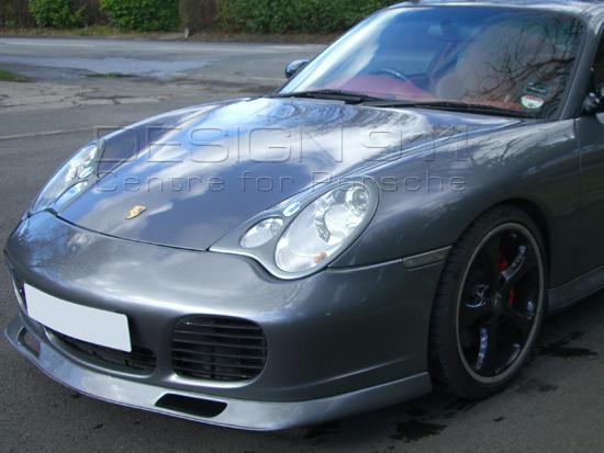 Porsche 996 Turbo Techart Headlamp Covers 096100210009 Gts