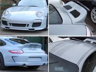 Buy Porsche 997 911 Mk1 2005 2008 Classic Look Design 911