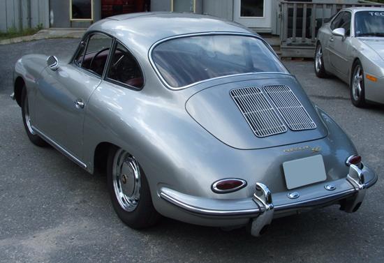 Buy Porsche 356 (1950-1965) 356B 1959-63 Bumper Overiders | Design