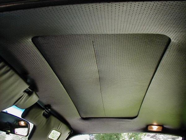 Joints toit ouvrant Porsche 964 91155505515_LR2