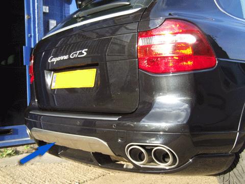 Buy Porsche Cayenne Mk1 955 2003 2006 955 To 957 Look