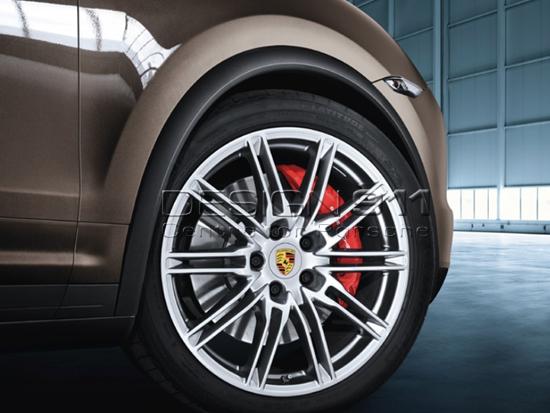 Porsche Cayenne 21 Inch Wheel Arch Extensions 95804480095