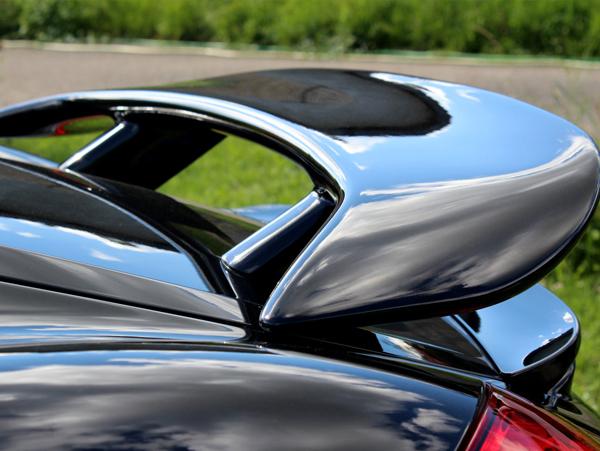 porsche 987 cayman st tropez rear wing spoiler jacquemond. Black Bedroom Furniture Sets. Home Design Ideas