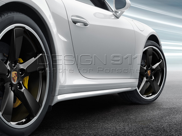 Buy Porsche 991 911 Mk1 2012 2016 Side Sill Trims