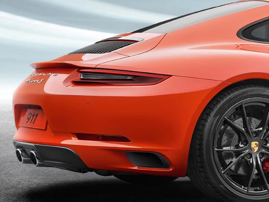 Porsche 911 991 2 Rear Spoiler Sportdesign 99104480340