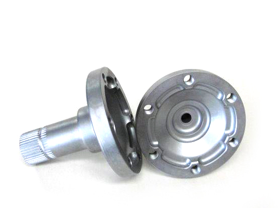 Drive shaft / axle flanges 915 and 930 transaxles