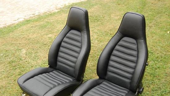 Front Seat Restoration Kit 2 Seats Porsche 911 1974 76
