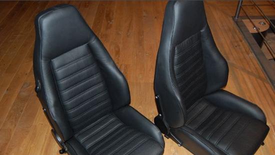 Sport Seat Restoration Kit 2 Seats Porsche 911 1974 80