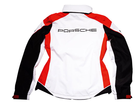 porsche women s windbreaker jacket motorsport collection. Black Bedroom Furniture Sets. Home Design Ideas