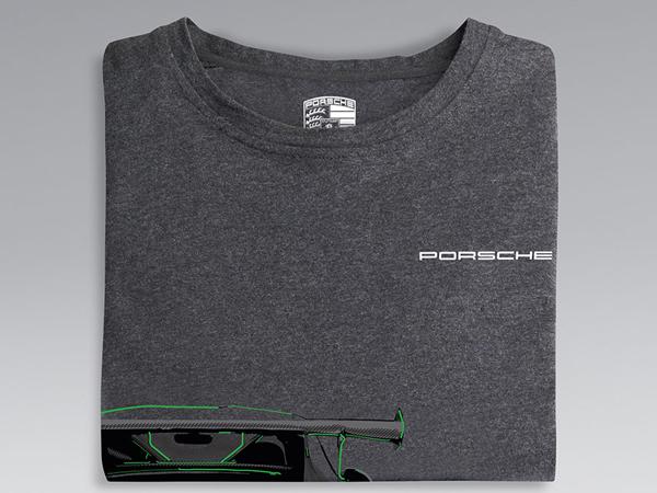 480c37499 Buy Porsche Men's T-shirts   Design 911