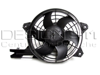 Rear Lid Blower Fan. Porsche 997