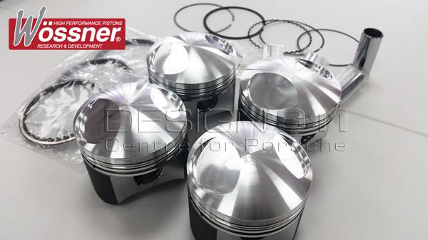 Wossner Lr on Porsche 4 Cylinder Engine