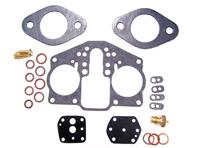 Porsche Solex 40PII Split Shaft Carburetor Rebuild Kit 61610890203
