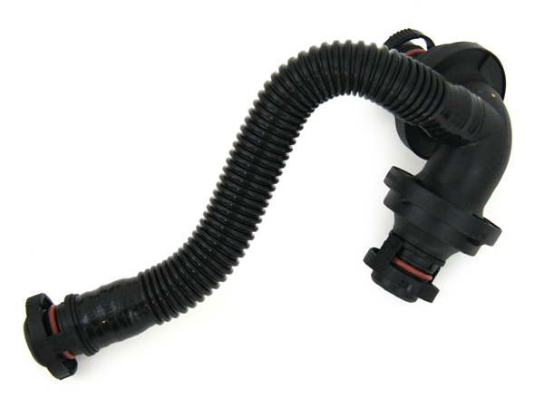 Porsche Cayenne Air Oil Separator To Crankcase Vent Line