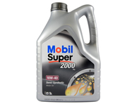 Mobil Engine Oil 10W/40 Super 2000