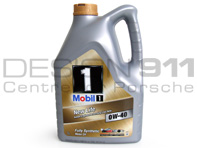 Mobil 1 Engine Oil 0W/40 Fully Synthetic New Life
