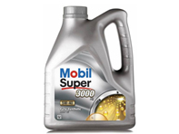 Mobil Engine Oil Super 3000 5W/40 Fully Synthetic