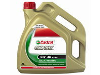 Castrol Edge Engine Oil 5W/40 - 4LTR