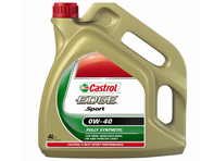 Castrol Edge Sport Engine Oil 0W/40 - 4LTR