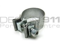 Exhaust U Tube - Clamp. Porsche 986
