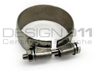 Exhaust Clamp for Tail pipe. Porsche 964
