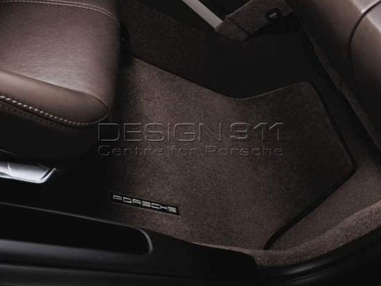 Floor Mats Set Porsche 997 Rhd Cars Interior Carpet 99704480062