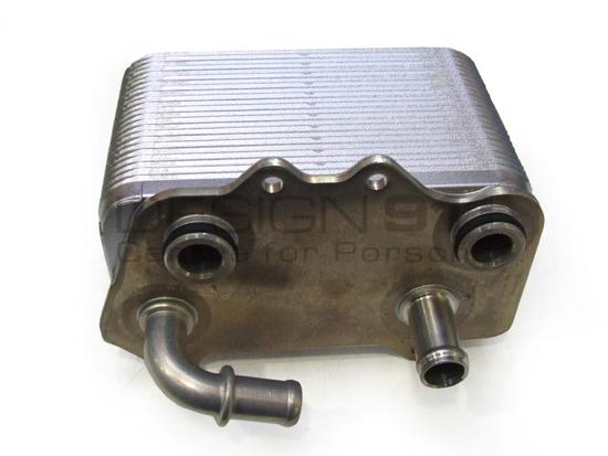 Porsche Design Cooler : Porsche gearbox oil cooler aft