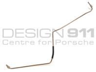 Clutch Slave Cylinder Pressure Line. Porsche 964 C4