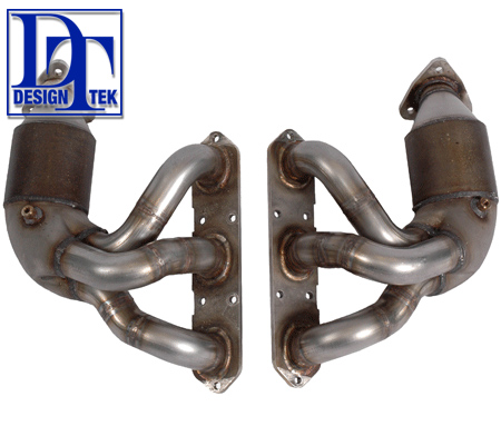 Buy Porsche Boxster 986 987 981 Manifold Headers