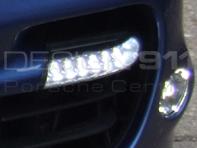 Daytime Running Lamps (DRL) LED for Porsche 997 Turbo