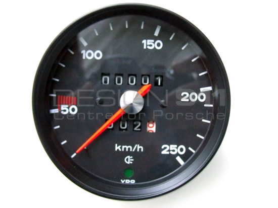 Speedo Replacement  Porsche 911 Upto 1970 MPH 9116415060070