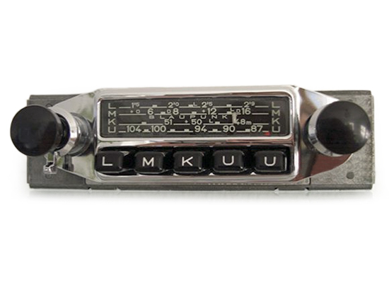keonigs blaupunkt frankfurt car radio porsche 356b 356c. Black Bedroom Furniture Sets. Home Design Ideas