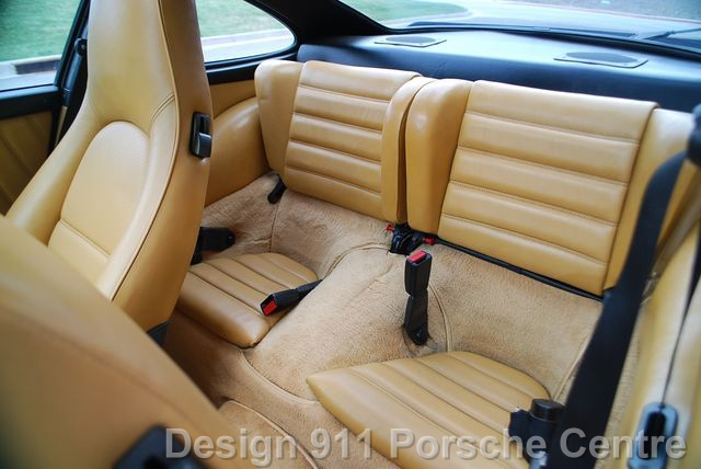 rear seat restoration kit 2 seats porsche 911 1974 89