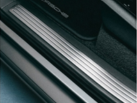Side Sills Trims Stainless Steel Porsche Cayenne 955 / Cayenne 957