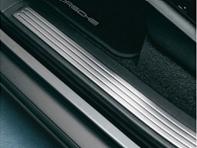 Side Sills Trims Stainless Steel Porsche Cayenne 955 / Cayenne 957