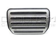 Brake Pedal Rubber / Aluminium Cap. Porsche Cayenne TIPTRONIC