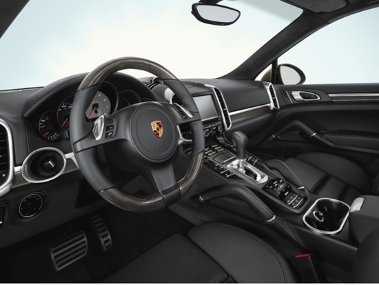 Buy porsche cayenne mk3 958 2010 2017 steering wheels with air bag design 911 Porsche cayenne interior parts