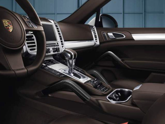 Buy Porsche Cayenne MK3 (958) 2010-2017 Carbon Fiber Interior ...