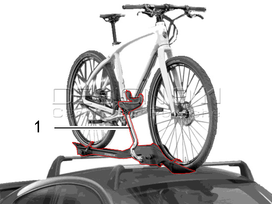 a6760765c Bicycle Rack. Porsche Cayenne   Macan   991   981   Panamera. Zoom In (2)  ...