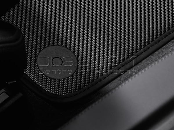 Porsche 971 Panamera Carbon Floor Mats 971044821 971044821