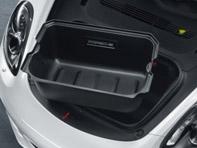 Suncoast Porsche Parts & Accessories Console Trim in Carbon Fiber