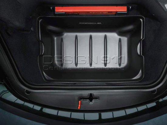 Porsche 997 Luggage Compartment Liner Front 99704400001