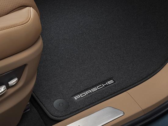 Buy Porsche Cayenne 9ya 2018 Floor Mats B Rhd Cars B Design 911