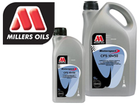 Millers Oils Engine Oil CFS 10W50 Full Synthetic