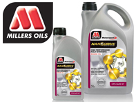 Millers Oils Engine Oil CFS 0W30 Full Synthetic NT NANODRIVE Technology