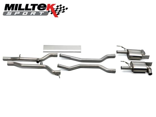 Buy Porsche Cayenne Mki 955 2003 06 Milltek Sport