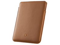 Porsche Case for iPad 2 and iPad 3, Cognac